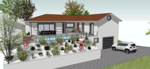 Construction maison Tarare (69170)