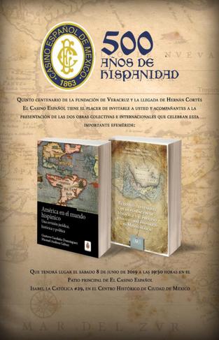 500 años de Hispanidad