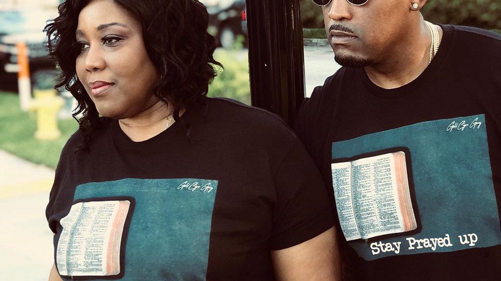 """Stay Prayed Up"" T-shirt"