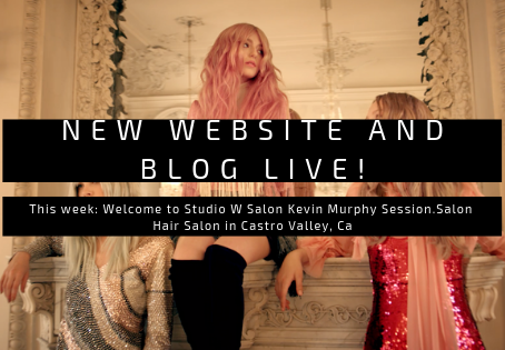 Welcome to our new website, so happy to be able to share what we know here at the Studio W Salon.