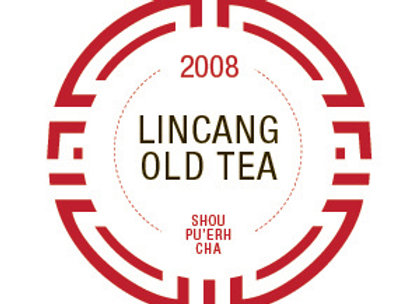 2008 Lincang Old Tree (Shou)