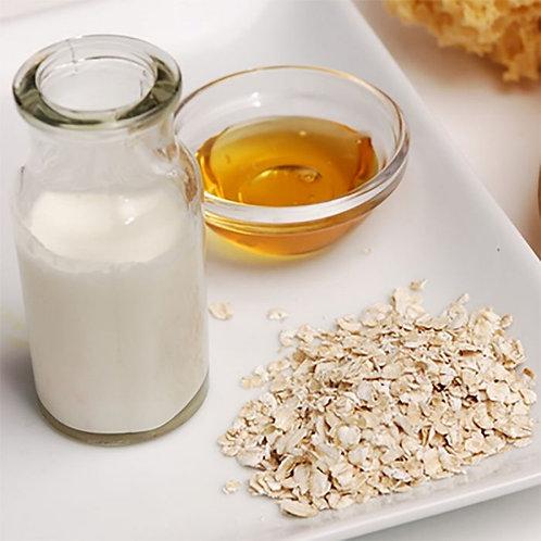 Palm Free Oatmeal Milk & Honey Bar Soap