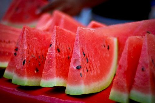 Shea Butter Watermelon Bar Soap