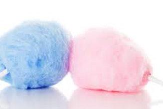 Shea Butter Cotton Candy Bar Soap