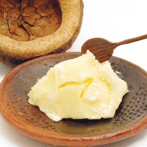 8 oz Jar Organic Shea Butter