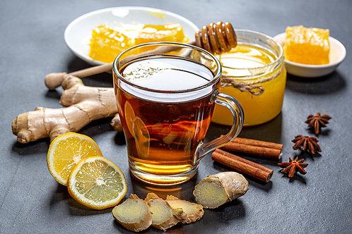 Shea Butter White Tea Ginger Bar Soap