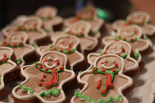 Oatmeal Gingerbread Bar Soap