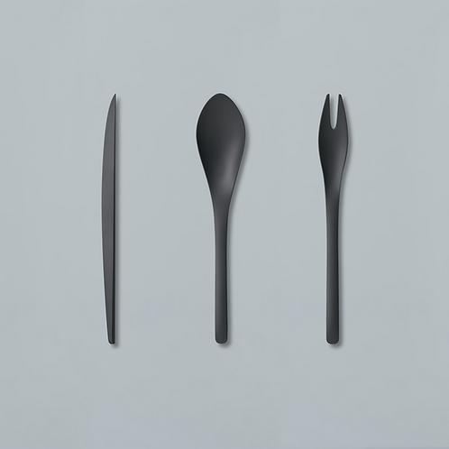 KIYO Dessert Cutlery Set