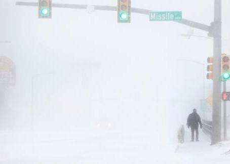 Record Snowstorm Hits Colorado