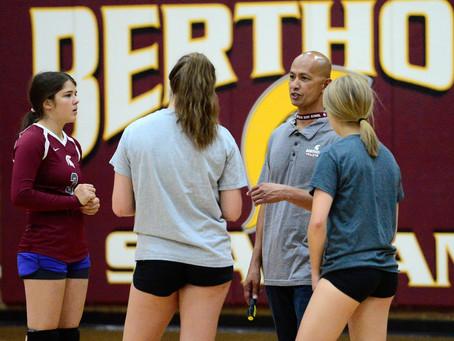 Girls Volleyball off to an Unfortunate Start