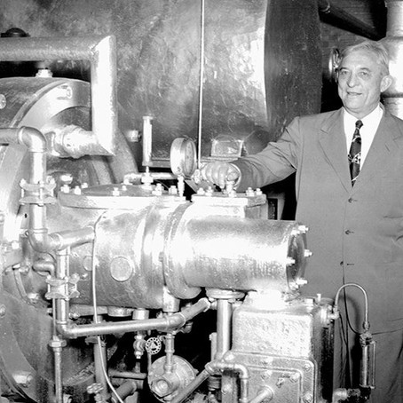 Underappreciated People in History - Willis Carrier