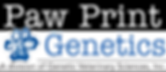 PawPrints Genetics emblem.png