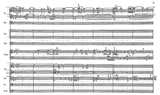 Microtonal Music of Paul Gallagher: Palongawhoya in Just Intonation