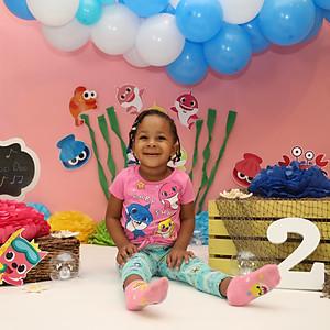 Madisyn's 2nd Birthday Photoshoot