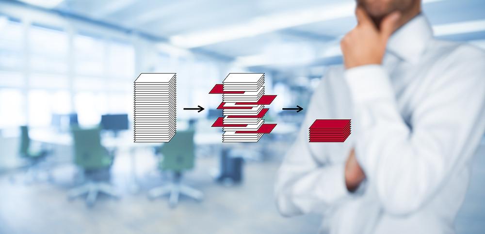 dMACQ BPO Data Extraction Technologies