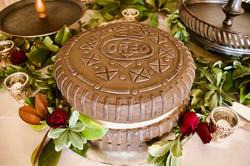 Oreo Grooms Cake