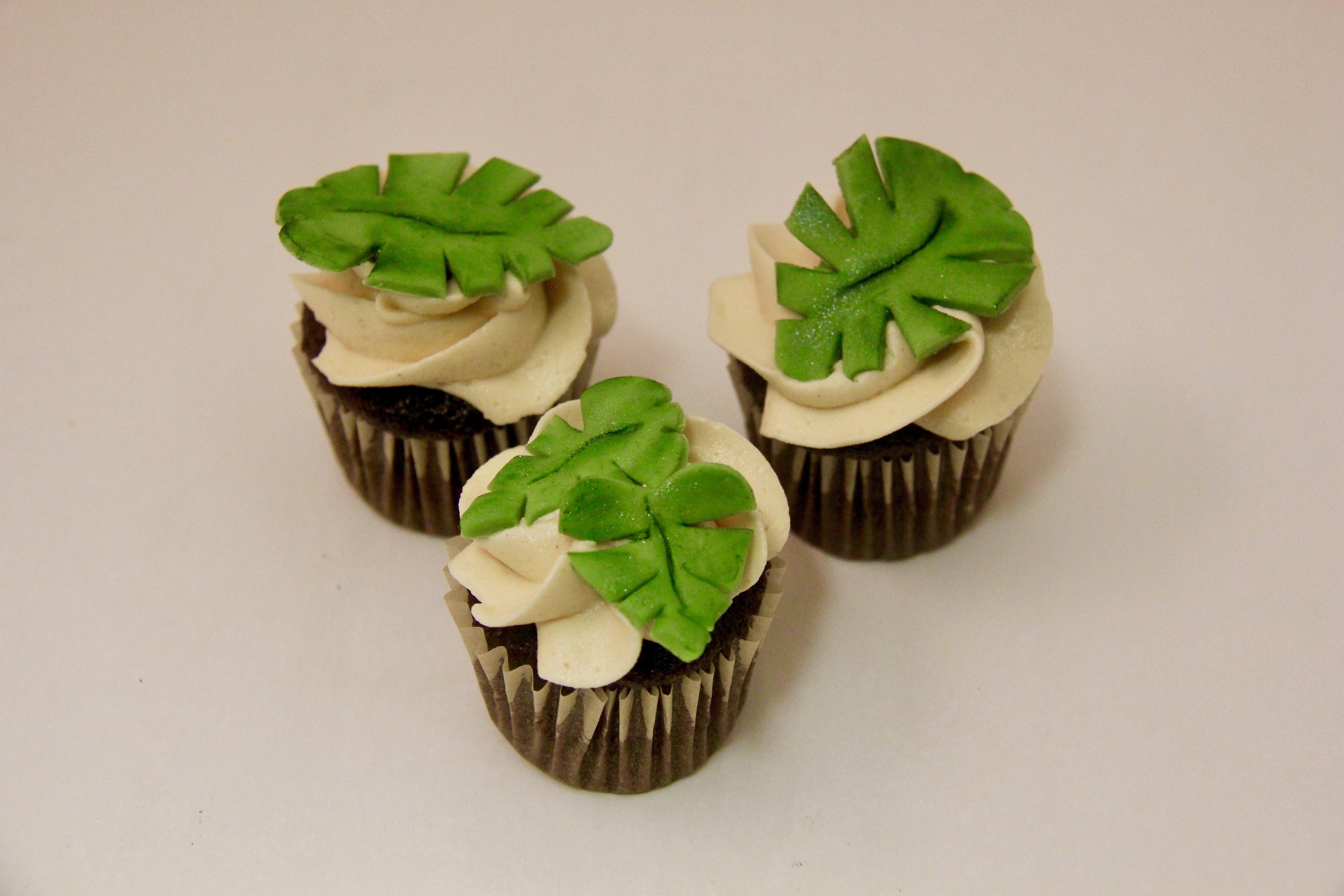 Palm Beach Cupcakes