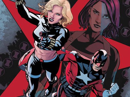 From Superspies to Fairy Tales: An Interview with DEVIN GRAYSON of BLACK WIDOW and REWILD