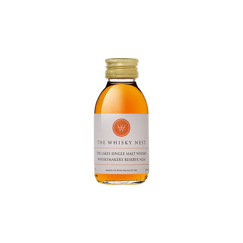 The Lakes Distillery Whiskymaker's Reserve No. 4