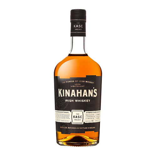Kinahan's The Kasc Project Whiskey
