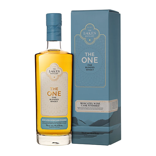 The One Moscatel Wine Cask Finish