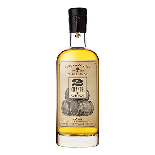 Sonoma Distilling Co. 2nd Chance Wheat