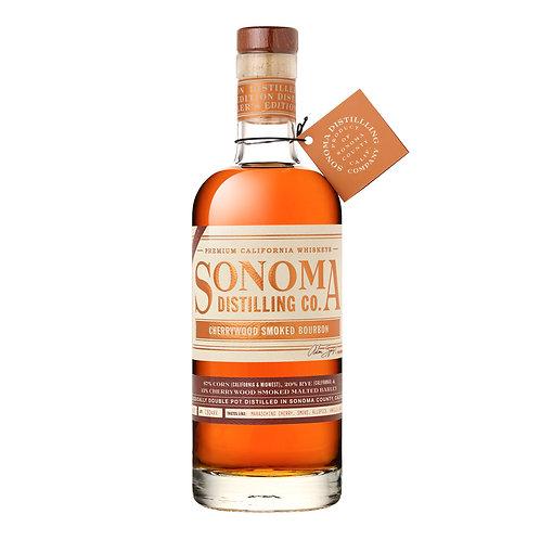 Sonoma Cherrywood Smoked Bourbon