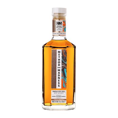 Method and Madness Single Pot Still Irish Whiskey