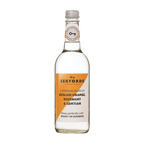 Sekforde Orange, Rosemary & Gentian Soda