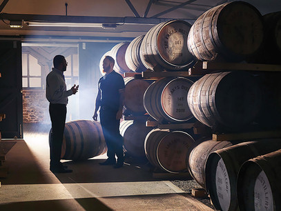 Real whisky made by real people