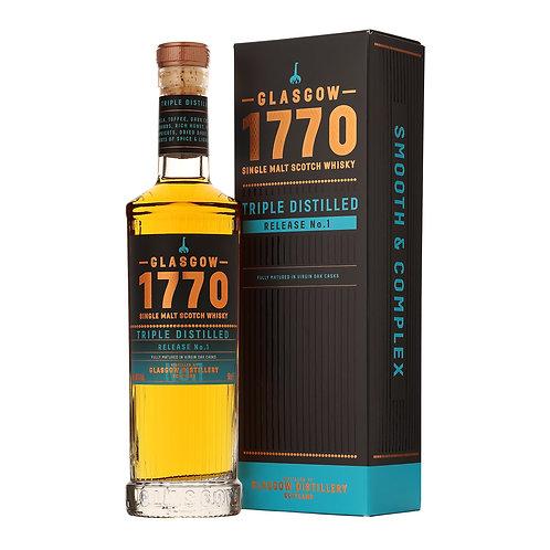 Glasgow 1770 Triple Distilled