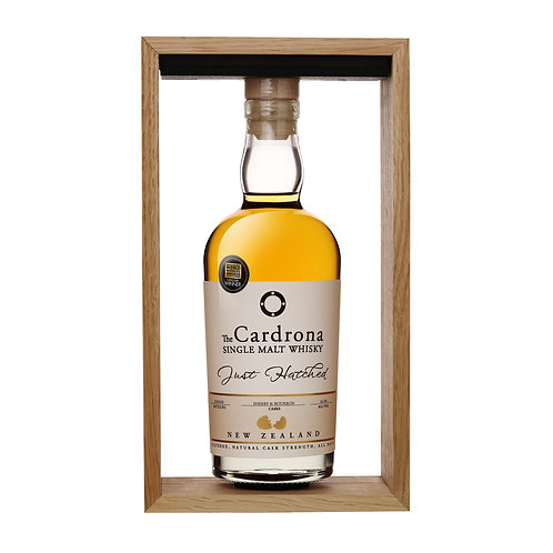 """The Cadrona Single Malt Whisky """"Just Hatched"""""""