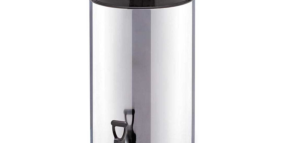 SOGA 8L Portable Insulated Cold/Heat Coffee Tea Beer Barrel Brew Pot With Dispen