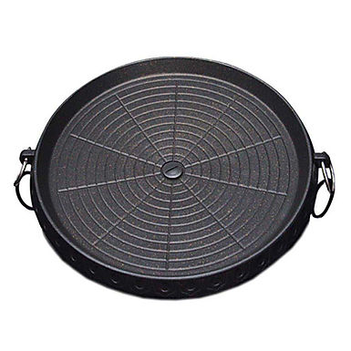 SOGA Portable Korean BBQ Butane Gas Stove Stone Grill Plate Non Stick Coated