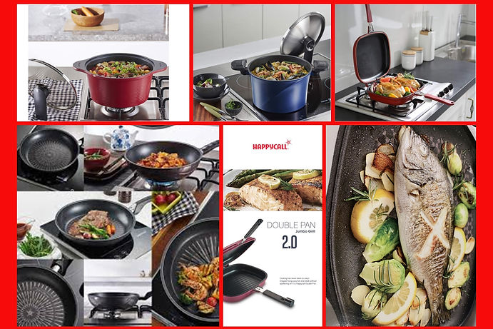 Happycall Online shop based in Auckland. We sell in major markets like NZ, Australia and Fiji. Happycall is the most famous premium brand in Korea. You cooking will never go wrong whether you cook meat, poultry, vegetables, noodles, soup and more. Check out our online store for best price cookware.