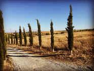 Entrance Yoga Retreat Spain