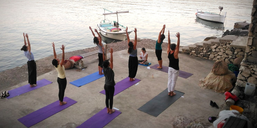 August Relaxing Yoga & Meditation Retreat From 639 EUR