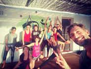 Group Casa Bhakti Yoga Retreat