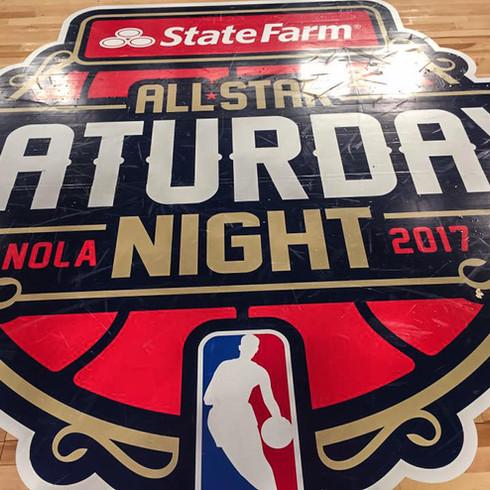 NBA All-Star Logos
