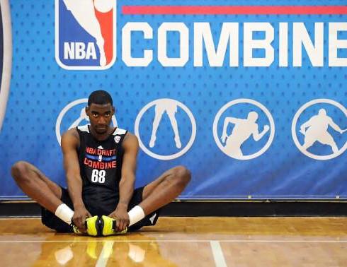 NBA Combine Graphics