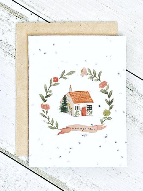 Congrats - House Warming