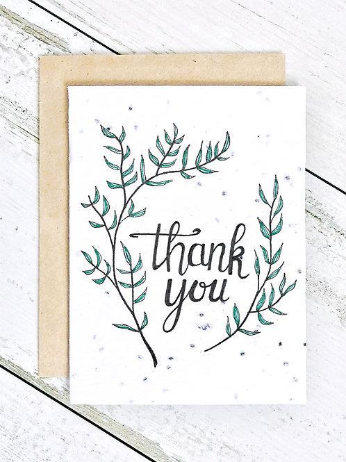 ThankYou Leaves