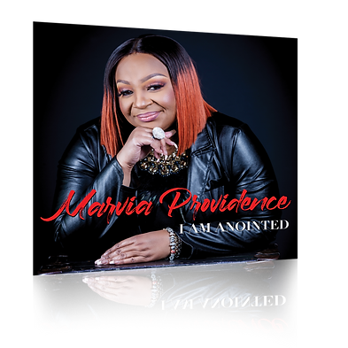 Marvia Providence Anointed Album