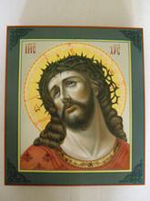 """""""Иисус в терновом венце"""""""