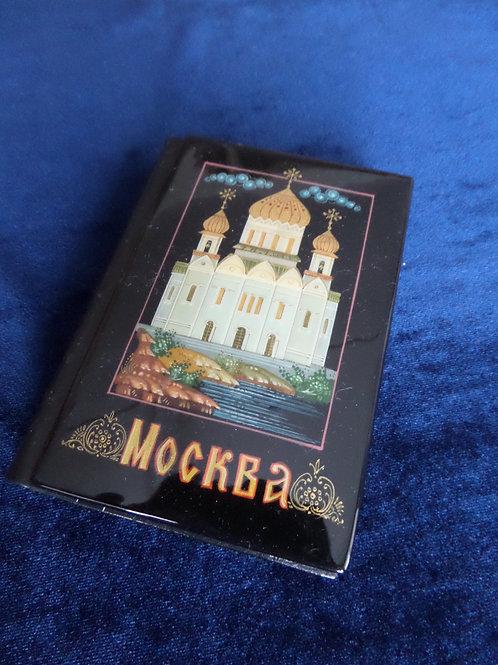 """Записная книжка """"Москва"""""""