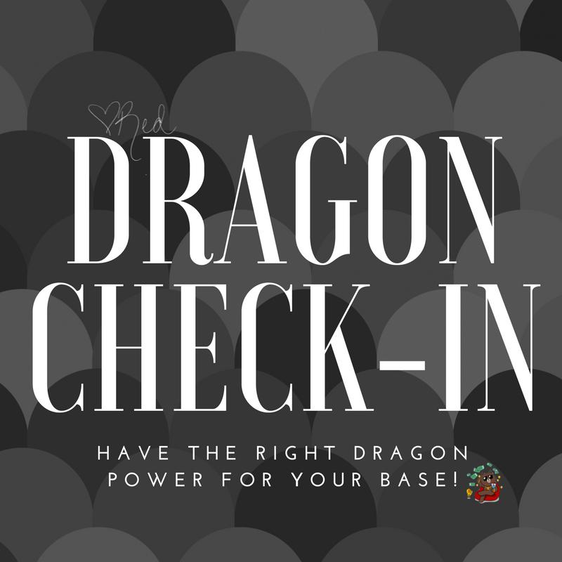 Dragon Check-in