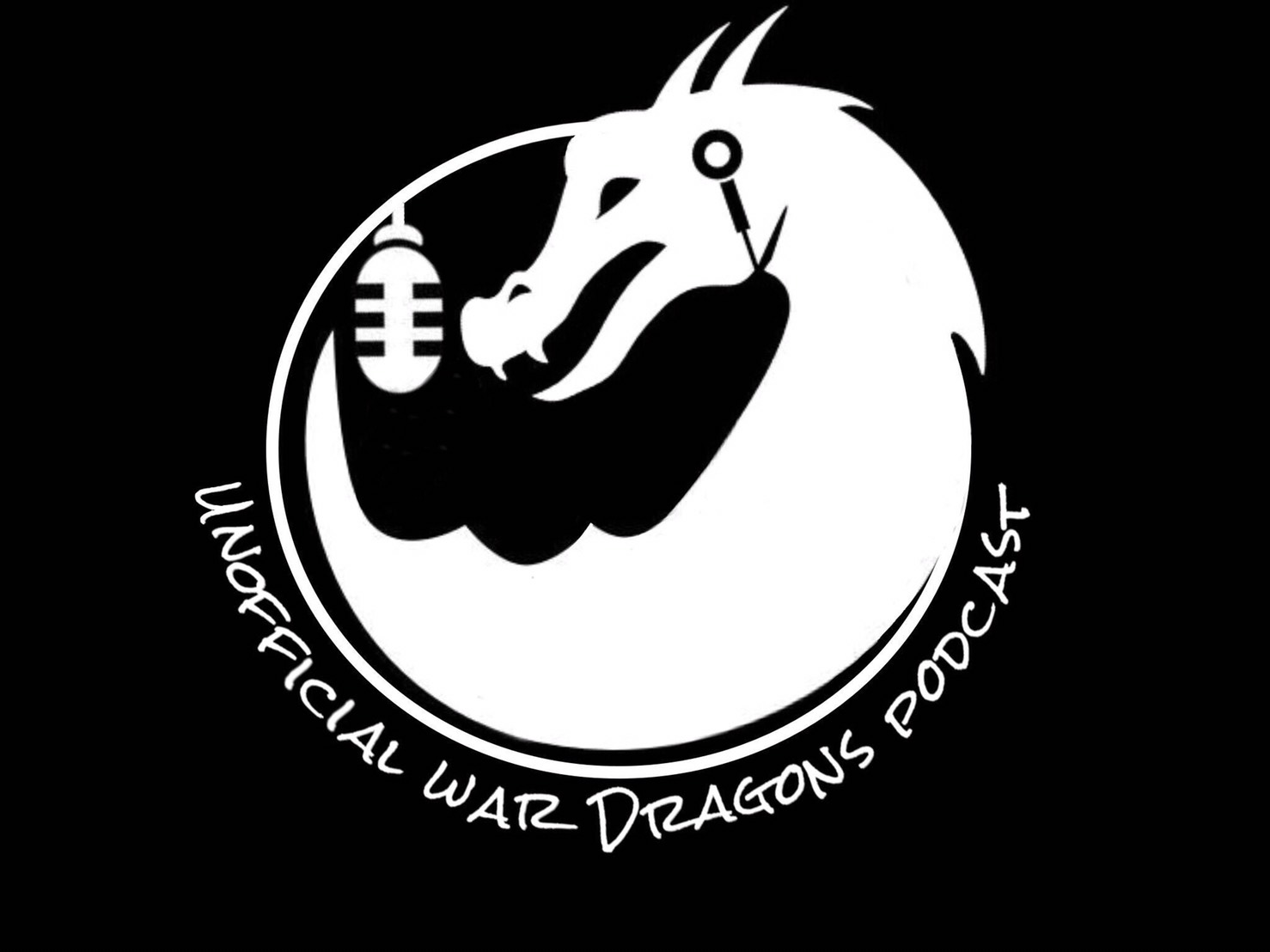WD Podcast Logo Black