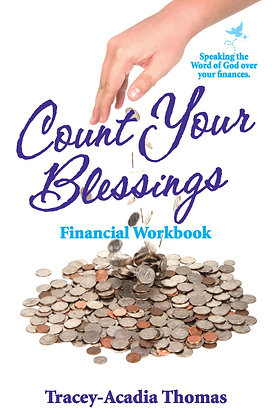 Count Your Blessings Financial Workbook