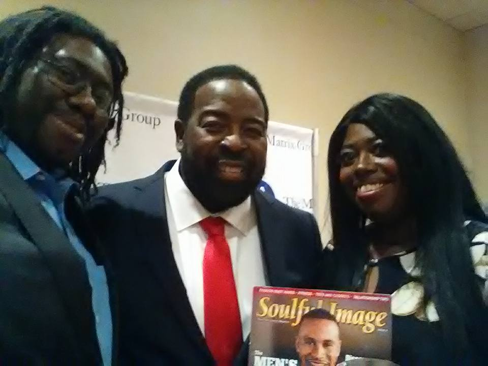 Les Brown -Motivational Speaker