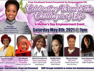 A Mother's Day Empowerment Event